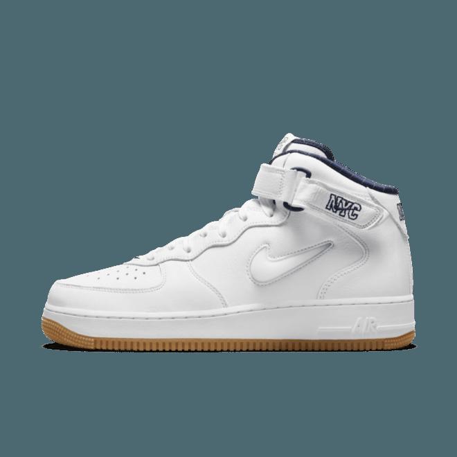 Nike Air Force 1 Mid 'Bronx Bomber'
